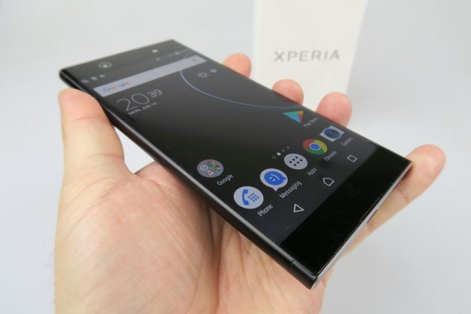 Sony Xperia XA1 Ultra Unboxing: 6 Inch Phablet With a ...