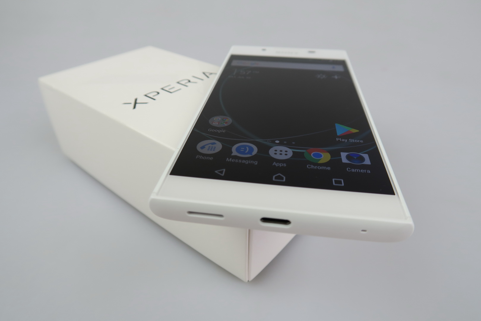 Sony Xperia L1 Unboxing Sony Goes Affordable Again Video