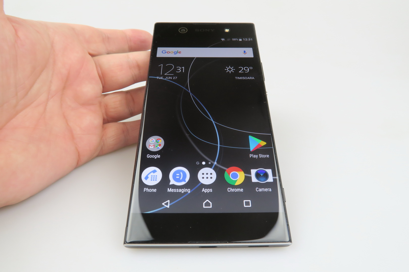 buy popular 9fbbe fd886 Sony Xperia XA1 Ultra Review: Phablet Love is Back (Video)   GSMDome.com