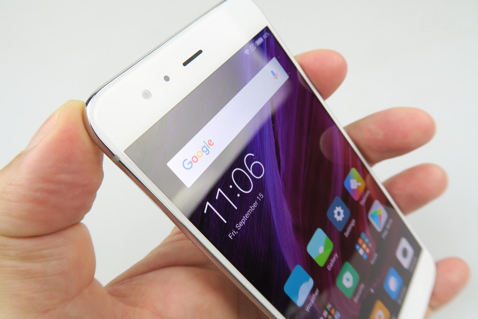 Xiaomi Mi 6 Review Snapdragon 835 Pioneer Still Tight And