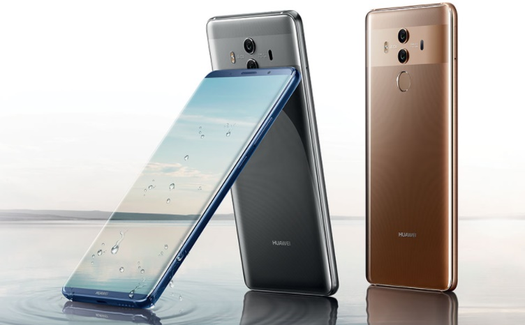 Huawei Mate 10 Pro Becomes Official, With 6 inch 18:9 Screen