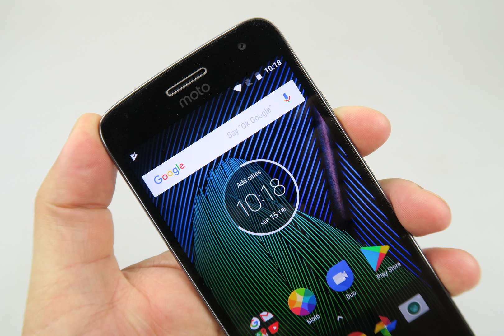 Motorola Moto G5 Plus Review: You Can Actually Feel the Progress From the Moto G5, Great With ...