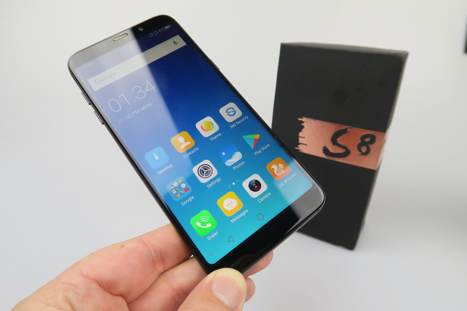 Bluboo S8 Plus Unboxing: One of Sexiest Bluboo Phones ...