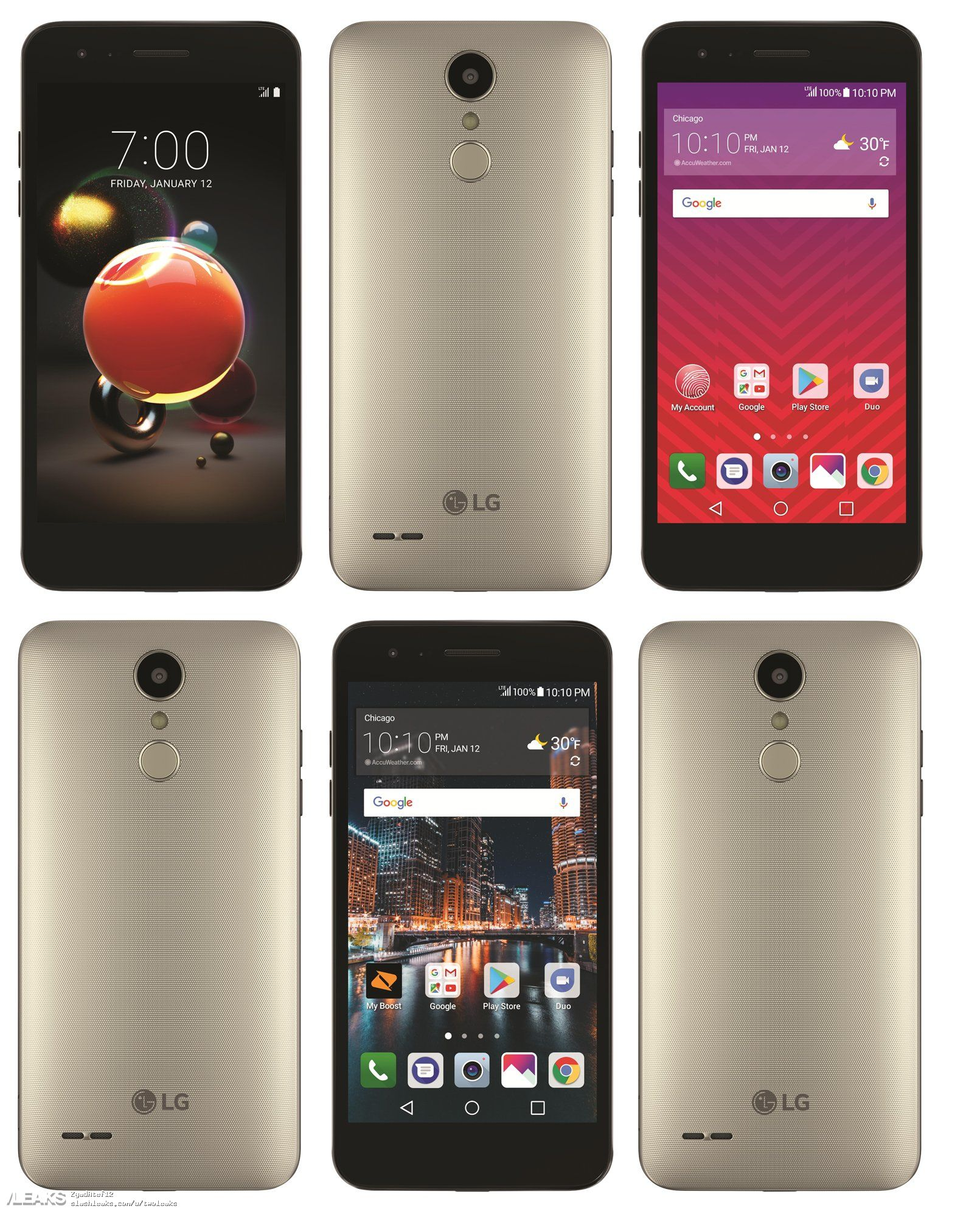 LG Tribute Dynasty Gets Press Render and Manual Leak