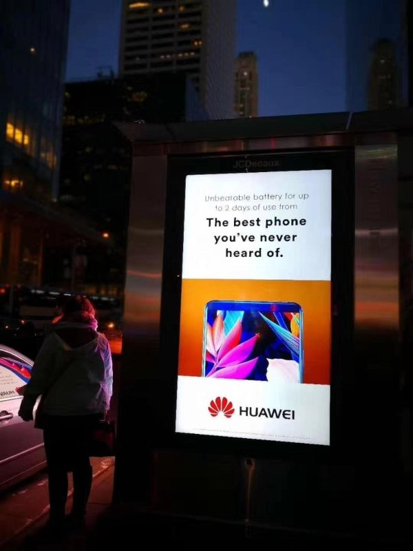 Huawei Mate 10 Pro Ready for US Debut, Pushed With