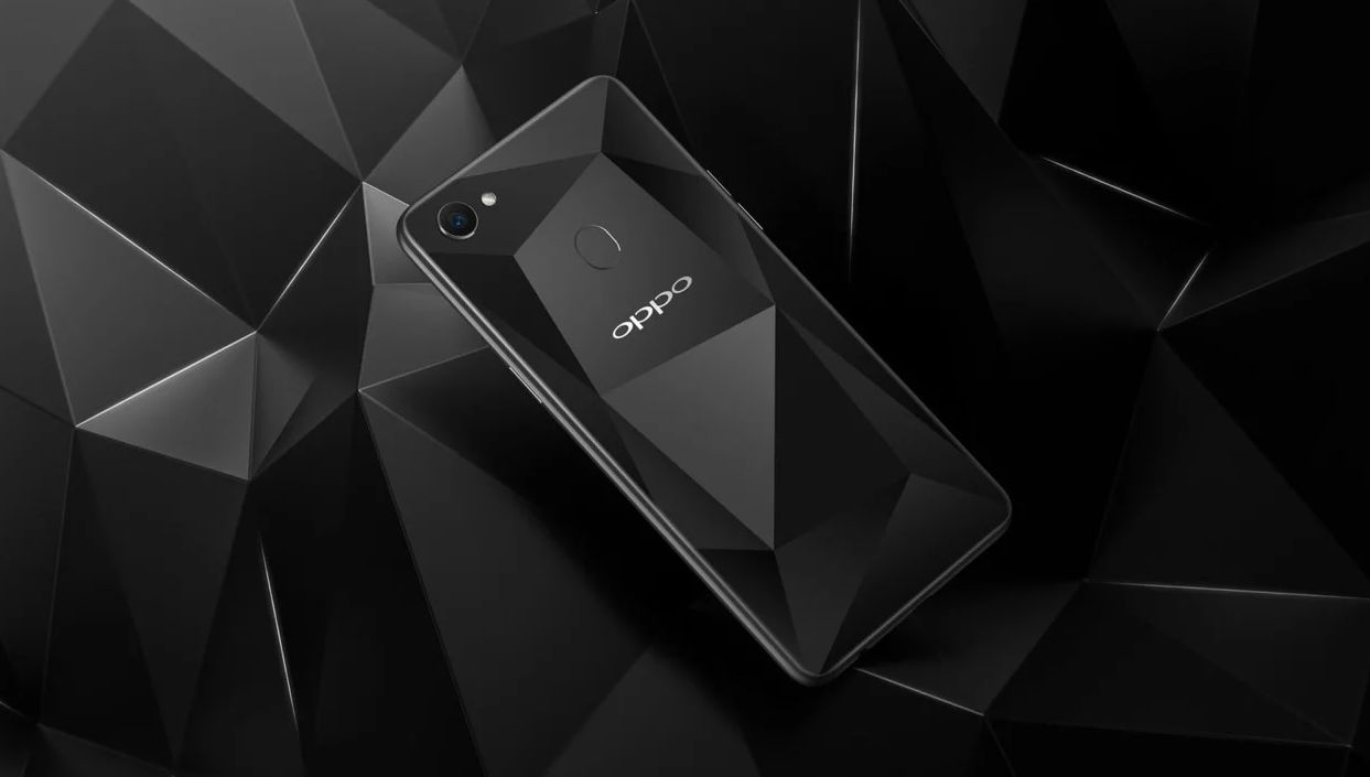 Oppo F7 Diamond Black Special Edition Launched In India