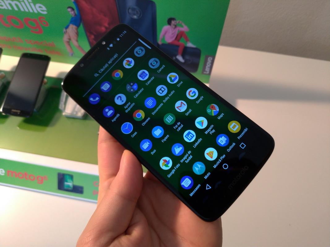 Motorola Moto G6 Play Hands on Review: The Moto G6 Junior is